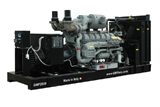 Expanding the product range powered by Perkins engines
