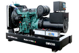 Change in the Range of Power Systems with Volvo Penta Engines