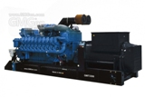 Improvement of MTU generator sets model range