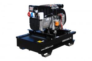 Фотография дизельного сварочного генератора GMSD300LTE.